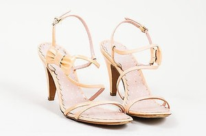 Moschino Cheap And Chic Beige Sandals