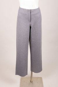 Marc Jacobs Gray Wool Lace Up Pants