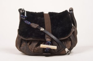 Jamin Puech Brown Leather Cross Body Bag