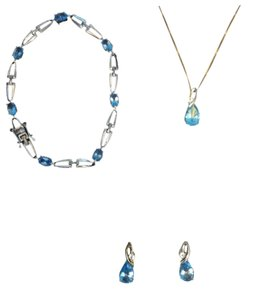 Kay Jewelers Three-piece December Birthstone Set