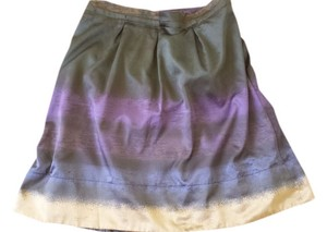 Mossimo Supply Co. Mini Evening Night Out Mini Skirt purple