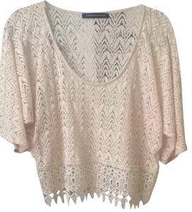 Foreign Exchange Top White