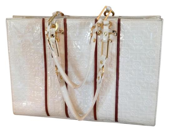 Tory Burch Tote in Off white