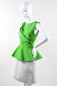 Andrew Gn Gray Color Dress