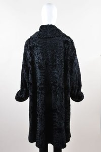 Other Vintage Textured Long Oversized Swing Winter Coat