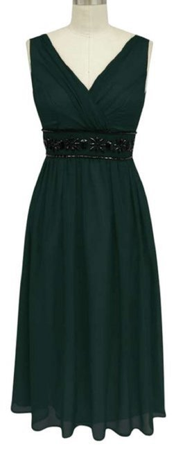 Preload https://item2.tradesy.com/images/dark-green-goddess-beaded-waist-formal-sizexl-mid-length-cocktail-dress-size-16-xl-plus-0x-109651-0-1.jpg?width=400&height=650