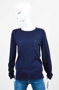 Zadig & Voltaire Navy Wool Sweater