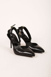 B Brian Atwood Leather Pumps