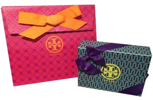 Tory Burch Tory Burch Gift Bag, Box and Wrapping Tissue