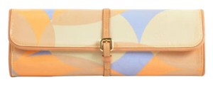 Louis Vuitton Vuitton Patent Pochette Fleur Multi-Color Clutch