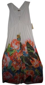 White Maxi Dress by One World