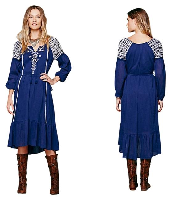 Preload https://img-static.tradesy.com/item/1096942/free-people-blue-dream-weaver-new-long-casual-maxi-dress-size-6-s-0-0-650-650.jpg