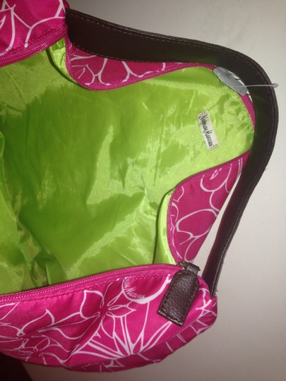Neiman Marcus Nm Pink Shopping Shoulder Bag