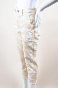 Helmut Lang White Pants
