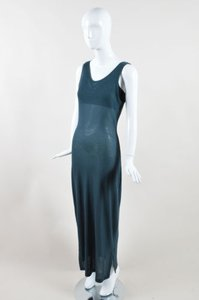 Blue Maxi Dress by Morgane Le Fay Dark
