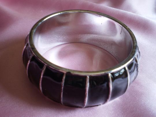 Body Central NEW STRIPED BANGLE BRACELET Image 2