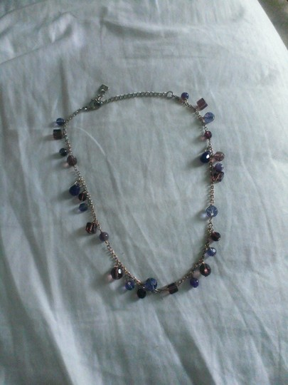Other purple beaded neaklace