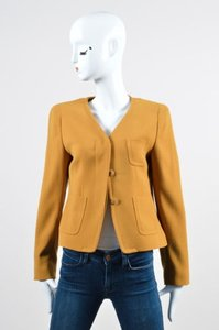 Dries van Noten Mustard Yellow Jacket