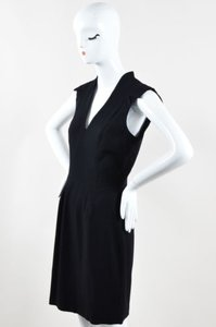 Helmut Lang Woolen Dress