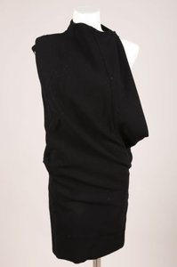 KAUFMANFRANCO short dress Black Wool on Tradesy