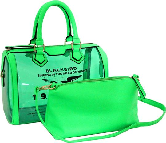 Lords of Liverpool Tote in Green