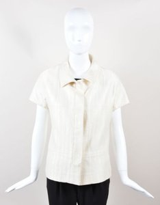 Marni Cream Cotton ivory Jacket
