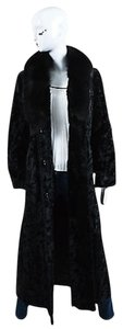 Neiman Marcus Faux Fur Coat