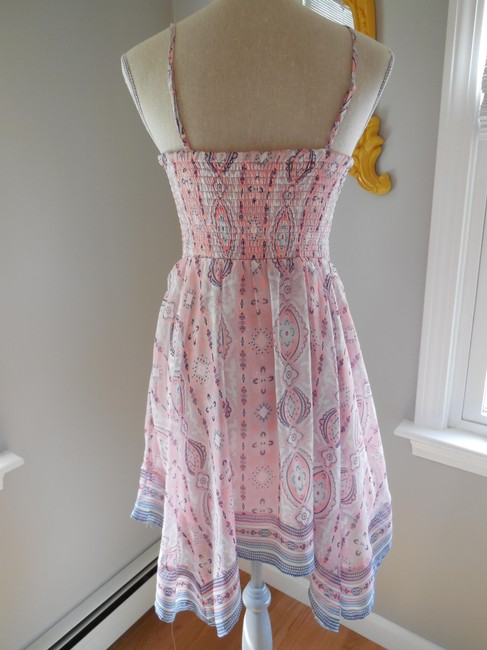 American Eagle Outfitters short dress Summer Flowy Printed on Tradesy