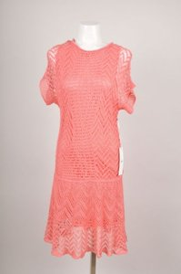 Thakoon Addition short dress Pink Coral on Tradesy