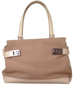 Salvatore Ferragamo Classic Tote Shoulder Bag