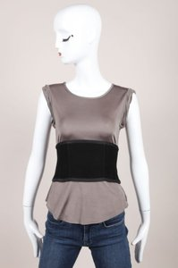 Alexander Wang Black Top Gray