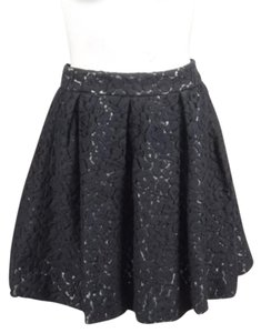Elizabeth and James Black Skirt