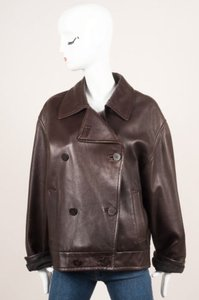 Donna Karan Dark Brown Jacket