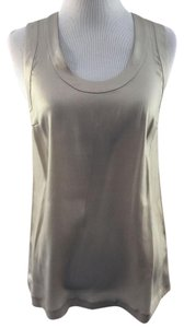 Brunello Cucinelli Champagne Top Gold