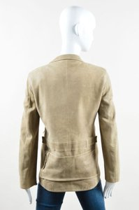 Burberry Prorsum Tan Beige Jacket