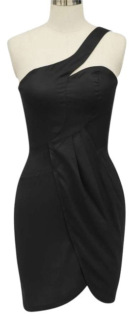 Preload https://img-static.tradesy.com/item/109953/black-asymmetrical-one-shoulder-fashionista-satin-above-knee-night-out-dress-size-4-s-0-0-650-650.jpg