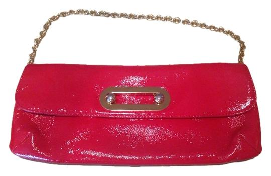 Preload https://item4.tradesy.com/images/hobo-clutch-red-with-gold-1099578-0-0.jpg?width=440&height=440