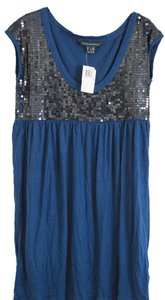 French Connection Sequin Tunic