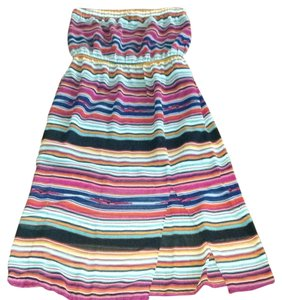 Multi Color Maxi Dress by Other