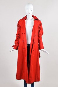 Burberry Wool Removable Trench Coat