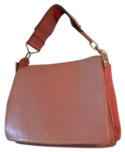 chloe leather messenger bag
