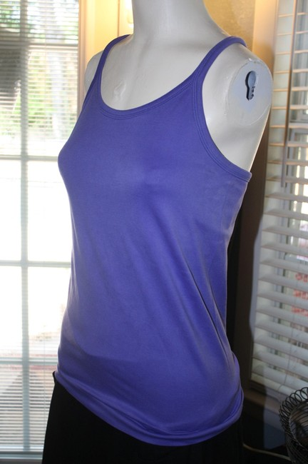 MORERA VERSATILE WORKOUT RUN AROUND TOWN TANK TOP IN PURPLE