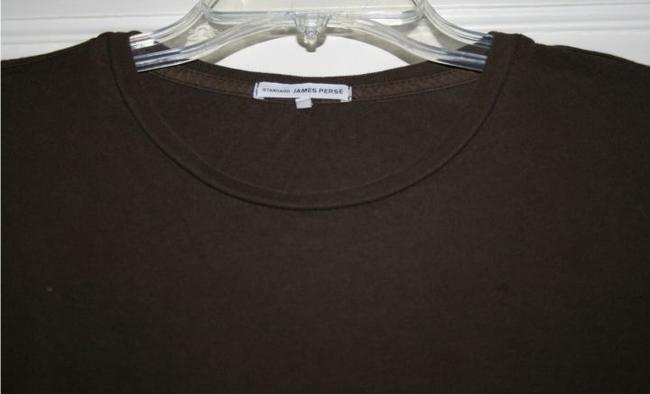 James Perse T Shirt Brown