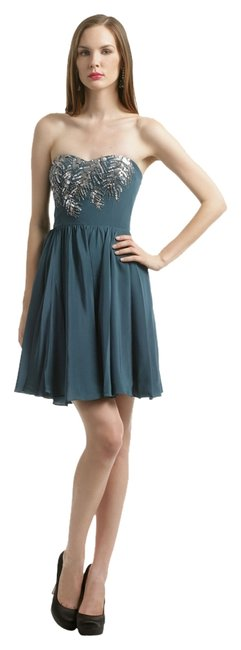 Preload https://item4.tradesy.com/images/rebecca-taylor-turquoise-strapless-mid-length-cocktail-dress-size-4-s-1100068-0-0.jpg?width=400&height=650