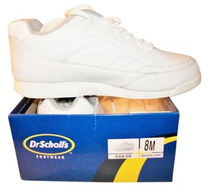 Dr. Scholl's White Athletic