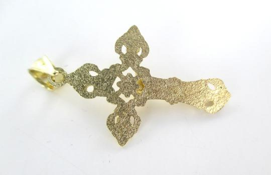 Other 10kt SOLID Yellow Gold Crucifix Cross Pendant for Sale!!!
