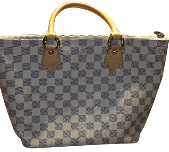 Louis Vuitton Tote in Azur Image 0