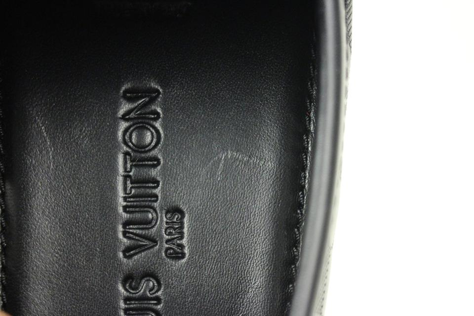 5658bf2a65d6 Louis Vuitton Hockenheim Moccasin Loafer Driver Damier Infini Flats Image  6. 1234567