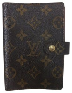 Louis Vuitton Louis Vuitton Monogram Agenda / Notebook Cover 7130