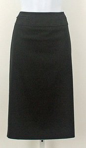 Worth Honeycomb Oyster Pure Skirt Black